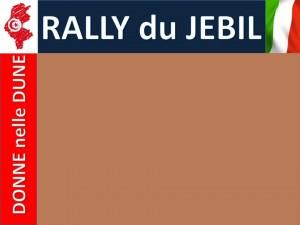 logo rally du jebil marrone